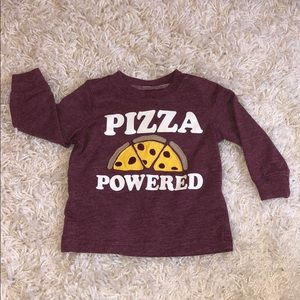 Pizza Powered Top
